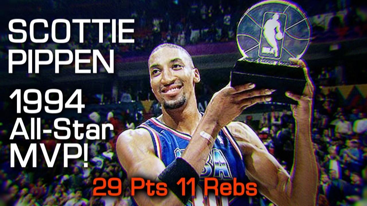 4b9cdb0b4e4 NBA All-Star Game 1994   Scottie Pippen